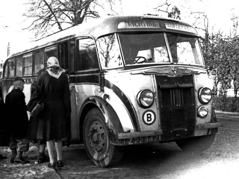 1939 Maarse en Kroon 43 (1950) Leyland Verheul