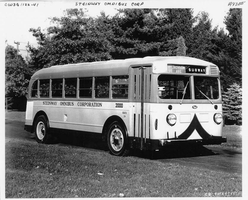 1939 Mack Model CW3G