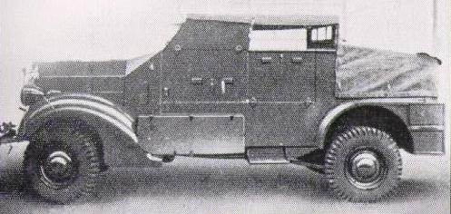 1939 Reportedly, these tractors were based on 91Y chassis ( 1-ton 122 wb truck with 85-hp V8 engine)