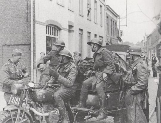 1939 Tricar FN Miesse