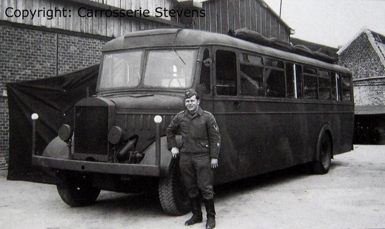 1940 Auto Miesse Stevens België  (1)