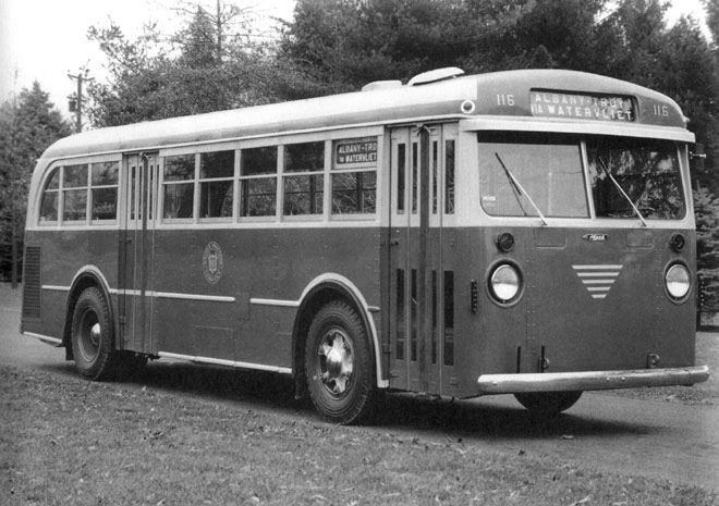 1940 Mack modelo LC
