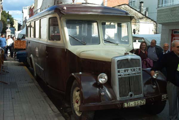 1940 Man E3000 Spanje