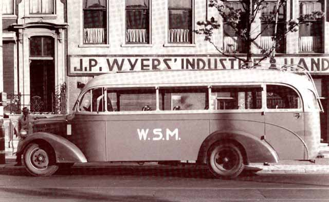 1940 Mercedes-Benz WSM 257