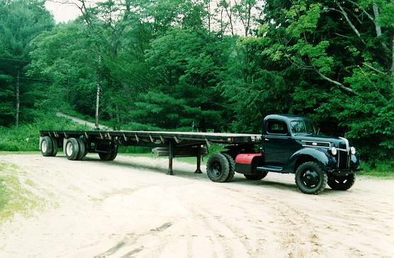 1941 Ford 1½ Ton 4X4 Marmon-Herrington Conversion