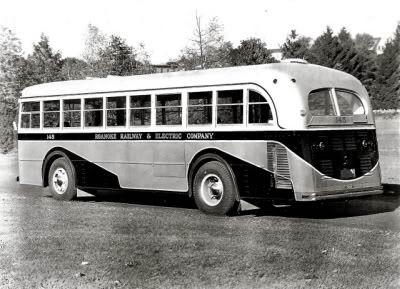 1941 Mack Model LC3G