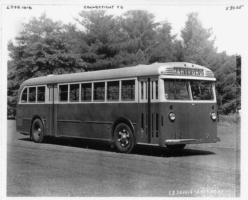 1941 Mack Model LD3G