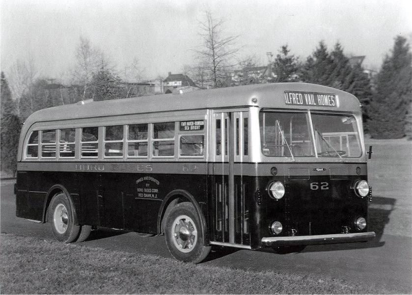 1941Mack Model RB3G MACKBOROBUS62