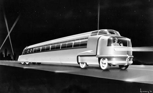 1942 Concept Greyhound