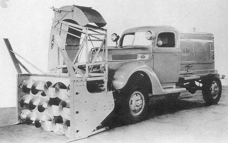 1942 Ford-Marmon-Herrington SnoGo