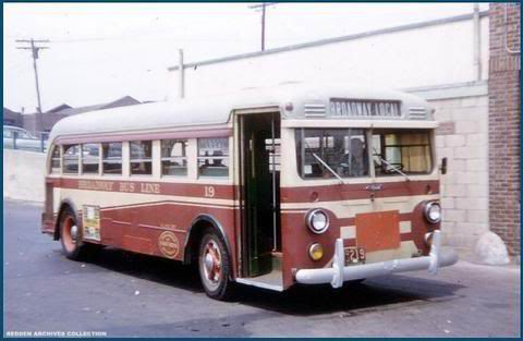 1942 Mack Model 'CY3G'
