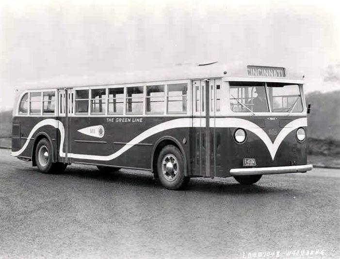1942 Mack Model LD3G