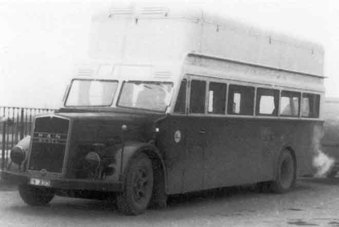 1943 MAN à gás