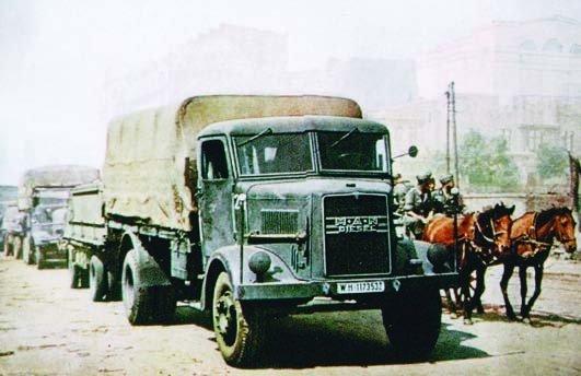 1943 MAN ML4500S