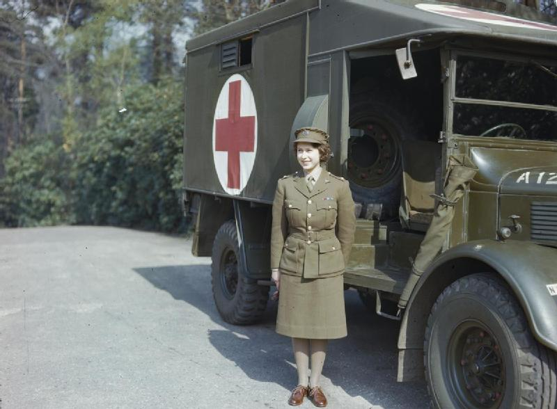 1945 Austin K2-Y Ambulance, April 1945
