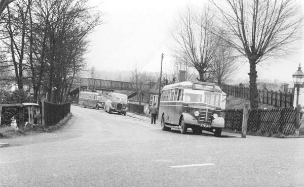 1946 Bedford OB with a Perkins P6 oil engine and a Mulliner B32F body csb28