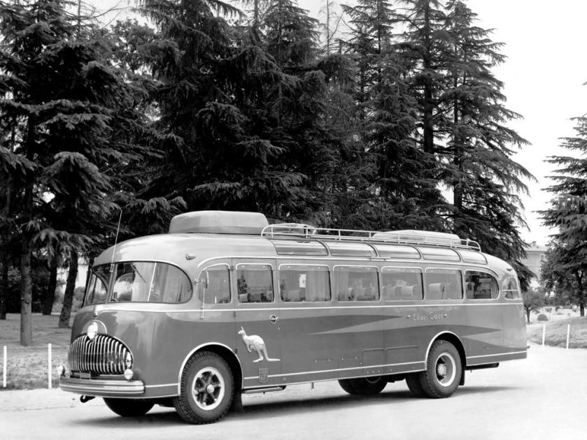 1947 Fiat 666 Menarini