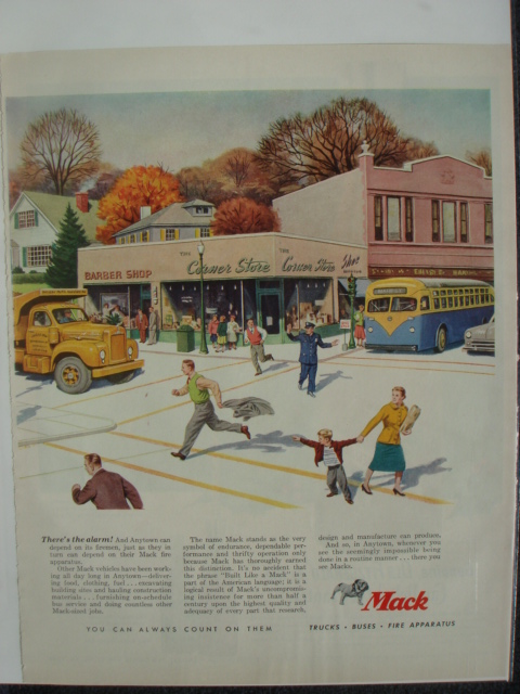 1947 Mack ad