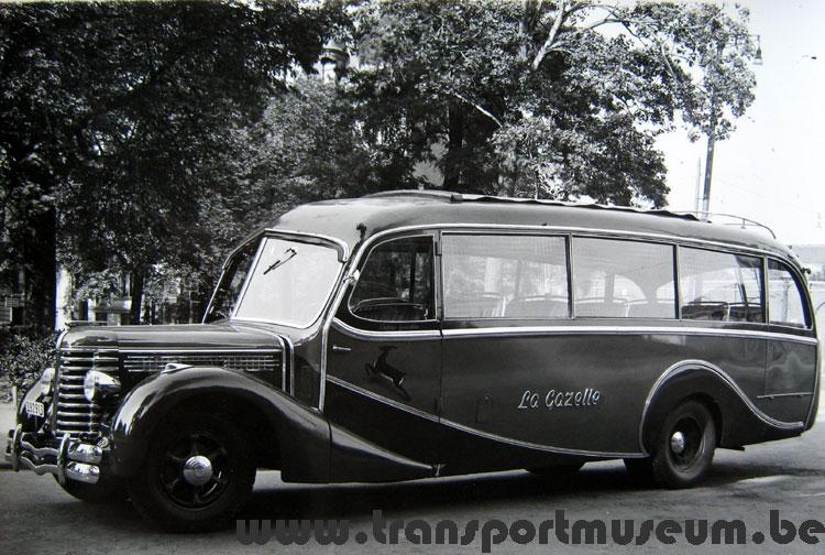 1947 Maes DiamondT België
