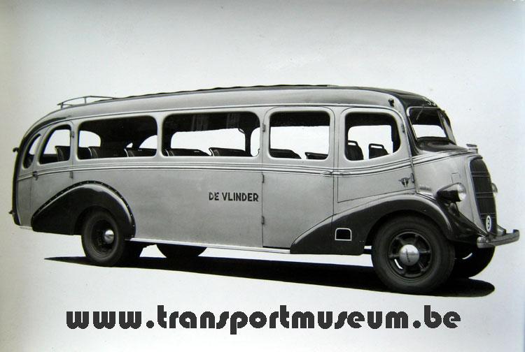 1947 Maes Studebaker België