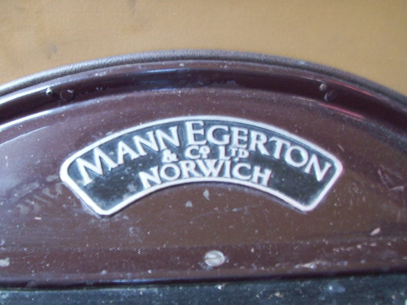1947 Mann Egerton & Company Limited of Norwich