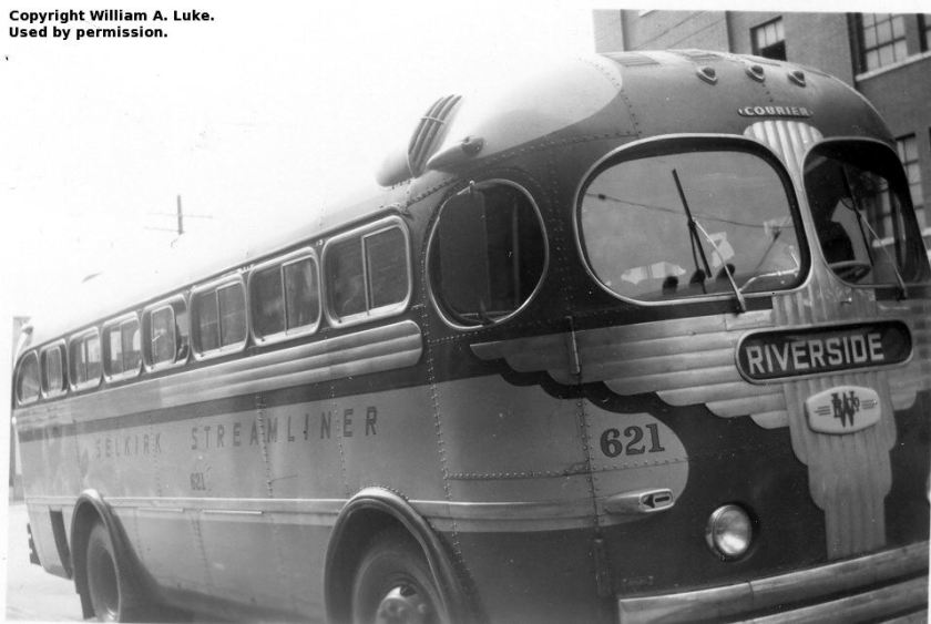 1947 MCI Courier 100A Selkirk-WECo621-foto by William A luke
