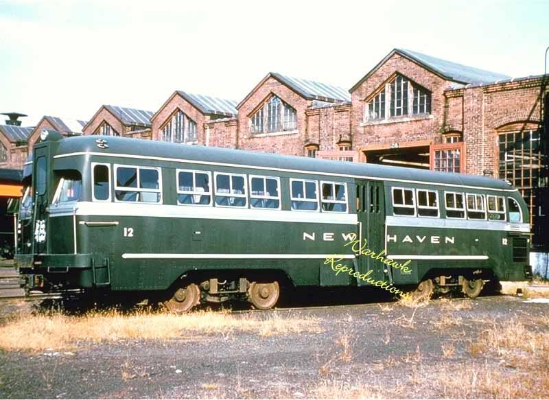1947 NH Mack Railbus 12 ReadvilleMA 10-1
