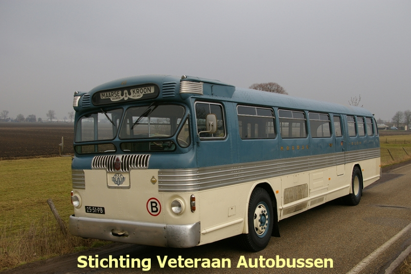 1948 Maarse & Kroon 48-SVA GMC Twin Coach