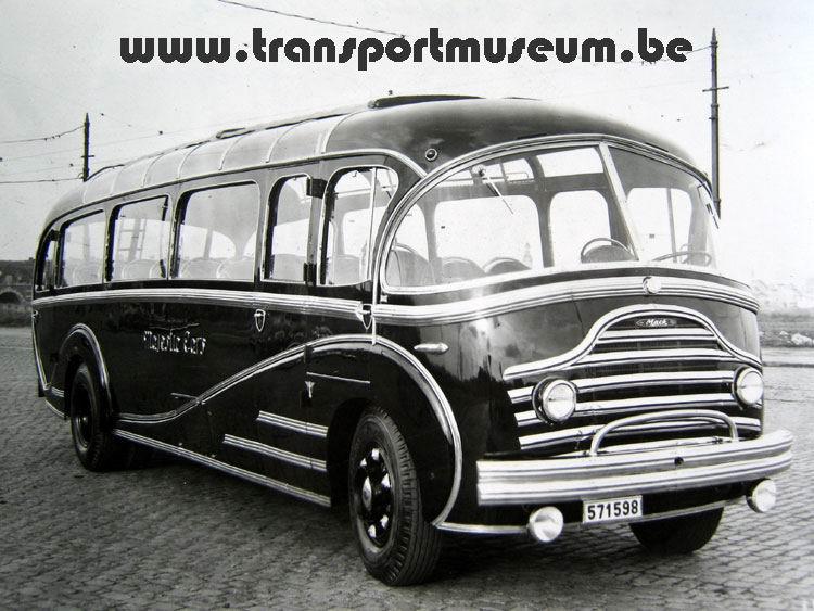 1948 Mack Belgium