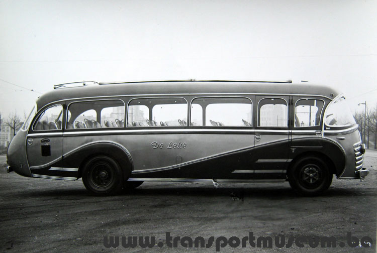 1948 Maes Berliet B