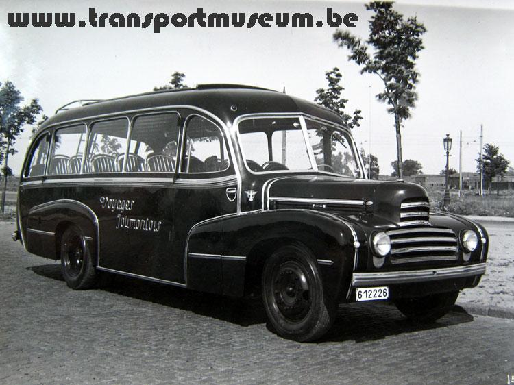 1948 Maes Citroën B