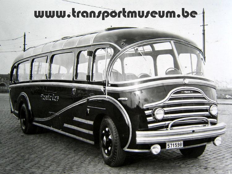 1948 Maes Mack B