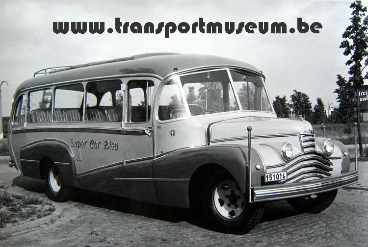 1948 Maes Studebaker B