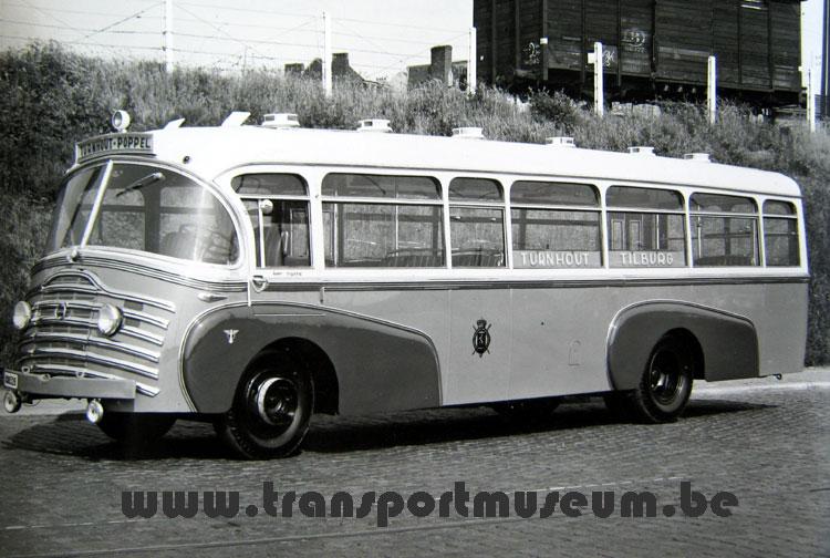 1948 Maes Volvo B