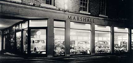 1948 Marshall jesus-lane