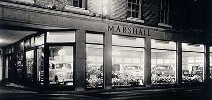 1948 Marshall jesus-lane