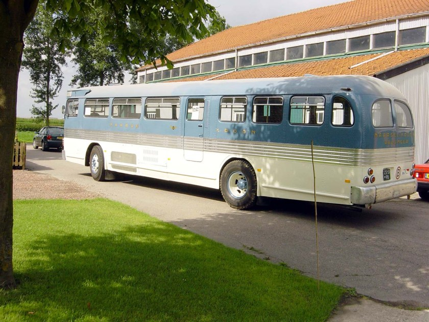 1948 Twin Coach Fageol Maarse-Kroon 48-05