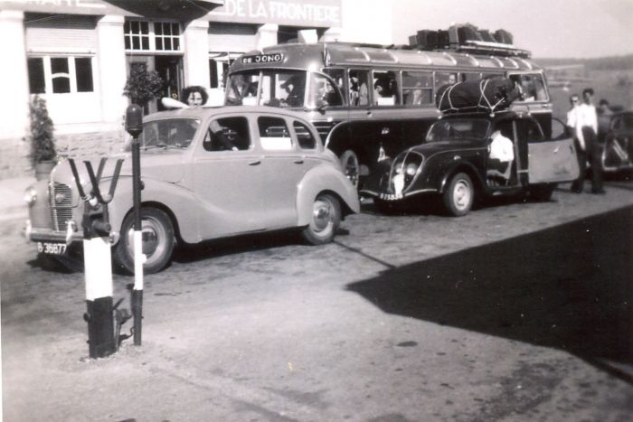 1948 Volvo B13, car. Medema, Appingedam B-11022