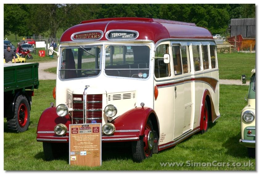 Bedford OB Mulliner Coach 1949
