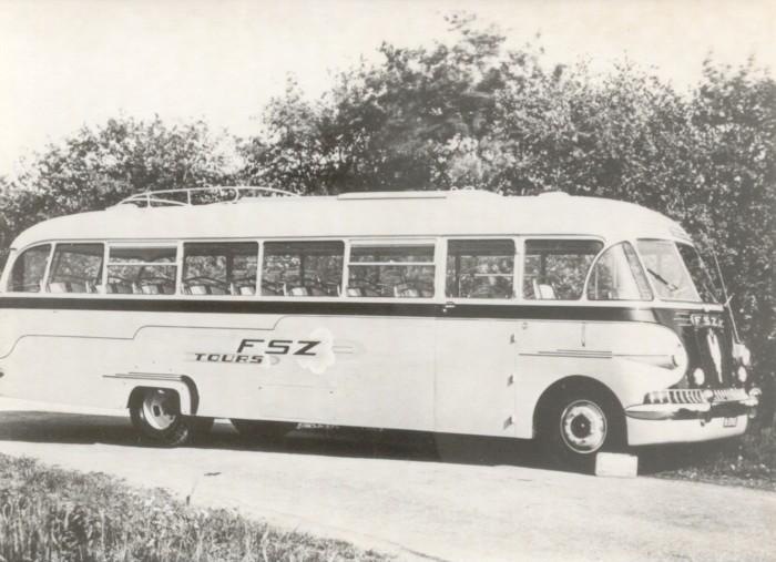 1949 DAF Medema Appingedam B-16547b