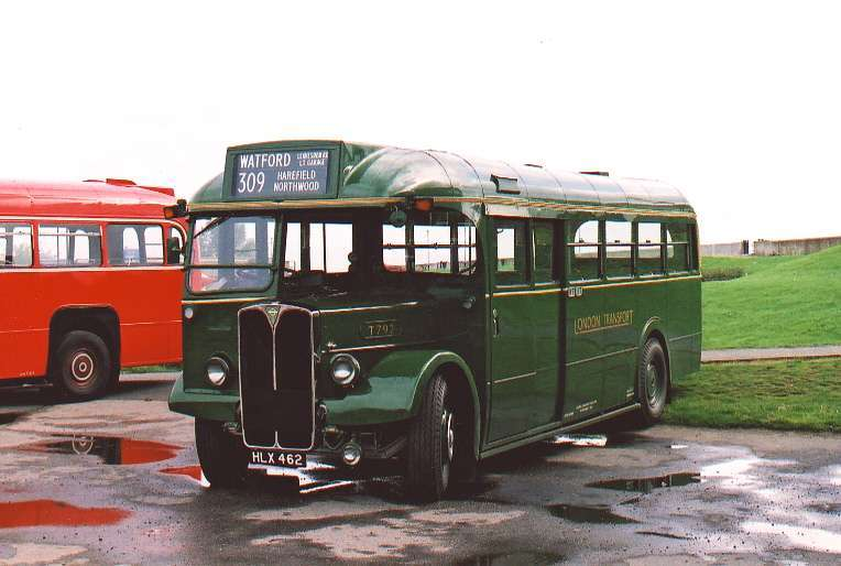 Word For Old Fashioned Motor Coach