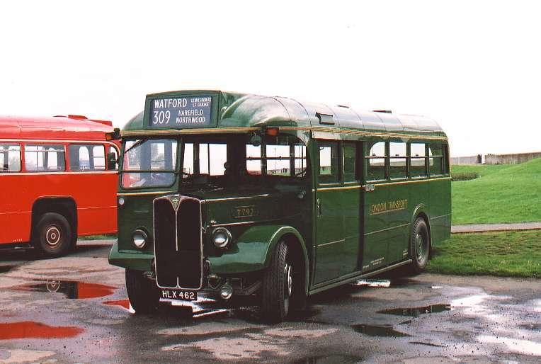 1949 L.T. T792, Regal III {9621E177} -Mann Egerton B31F
