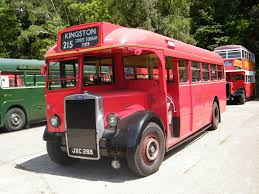 1949 Leyland Tiger PS1, Mann Egerton B30F bodied Single Decker Bus