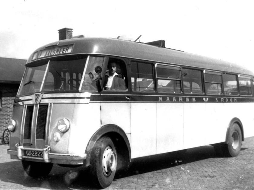 1949 Maarse en Kroon 122 (1950) Leyland Comet Verheul