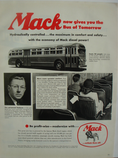1949 Mack ad