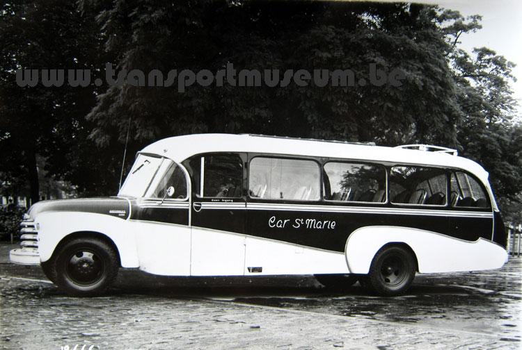 1949 Maes Chevrolet B