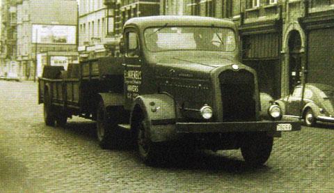 1950 Auto-Miesse