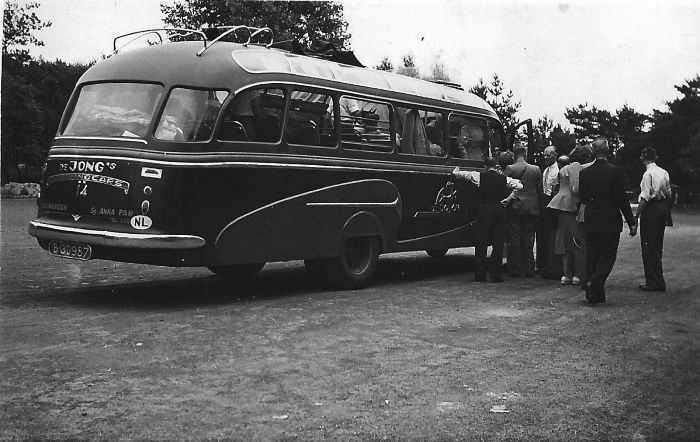 1950 Ford F5 Medema Appingedam B-30957