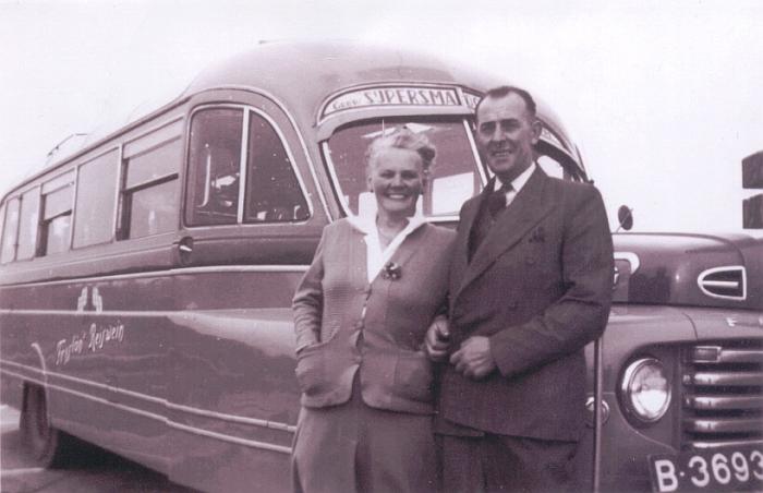 1950 Ford Medema, Appingedam B-36937a
