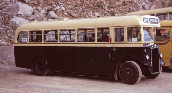 1950 Leyland Birmingham Tiger with MCW body